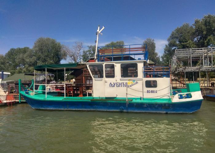 Ex Tug Boat Ljubic 2