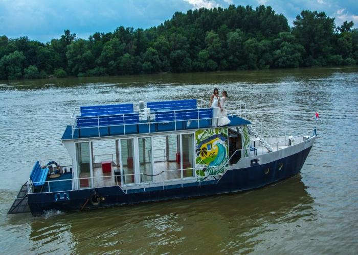 Riga Boat